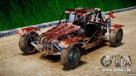 Buggy Avenger v1.2 pour GTA 4
