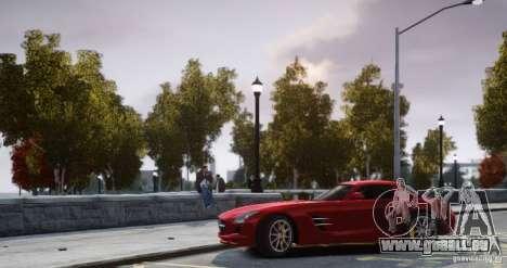 Youxiang Mixed ENB v 2.1 pour GTA 4 troisième écran