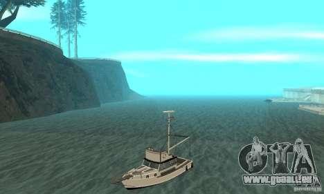 Reefer GTA IV pour GTA San Andreas