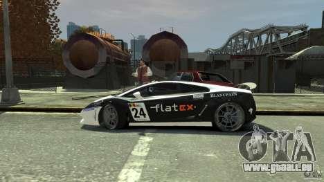 Lamborghini Gallardo SE Threep Edition [EPM] für GTA 4 Unteransicht