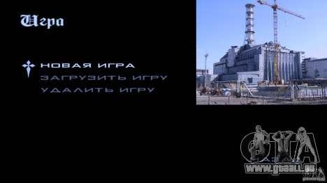 Écrans de chargement Chernobyl pour GTA San Andreas huitième écran