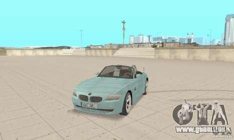 BMW Z4 Roadster 2006 pour GTA San Andreas