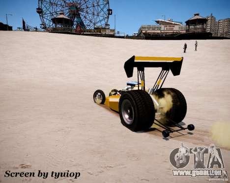 Raketomobil′ für GTA 4 Seitenansicht