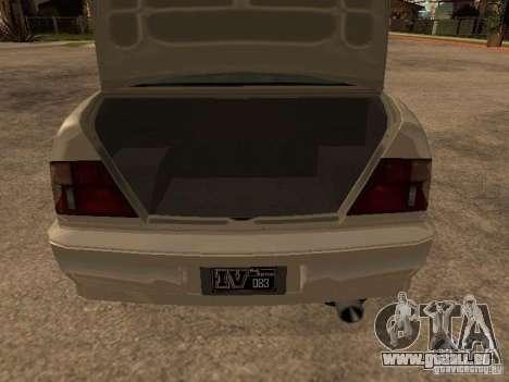 Chavos von Gta 4 für GTA San Andreas rechten Ansicht