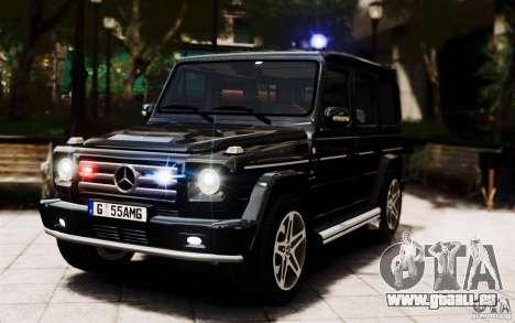 Mercedes-Benz G55 AMG für GTA 4