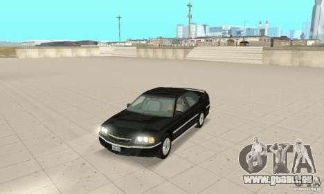 Chevrolet Impala 2003 pour GTA San Andreas