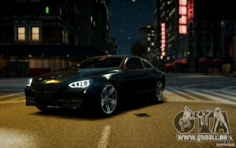 BMW 640i F12 für GTA 4 rechte Ansicht