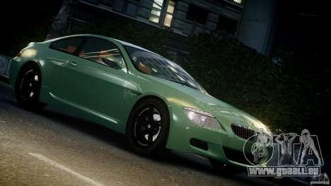 BMW M6 G-Power Hurricane pour GTA 4