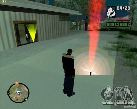 U.S.M.C. Desant pour GTA San Andreas
