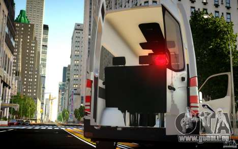 Mercedes-Benz Sprinter Passenger pour GTA 4