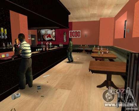 Eine neue Bar in Gantone für GTA San Andreas her Screenshot