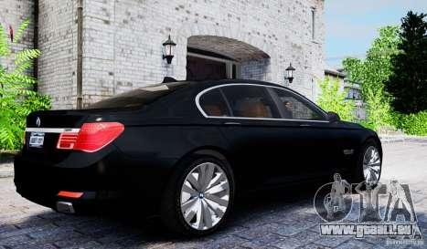 BMW 750Li pour GTA 4 est un droit