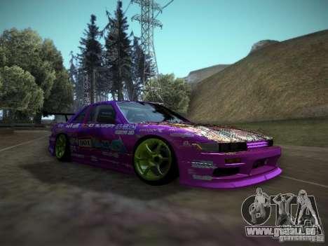 Nissan Silvia S13 Team Burst für GTA San Andreas