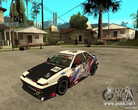 Yoshikazu AE86 für GTA San Andreas