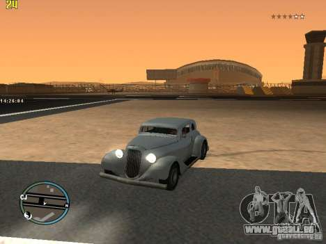 GTA IV  San andreas BETA für GTA San Andreas sechsten Screenshot
