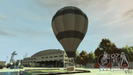 Balloon Tours option 5 pour GTA 4