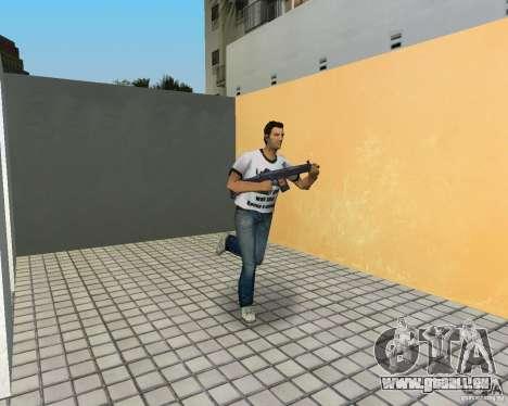 Sig552 GTA Vice City pour la deuxième capture d'écran