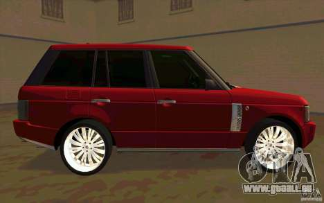SPC Wheel Pack für GTA San Andreas dritten Screenshot