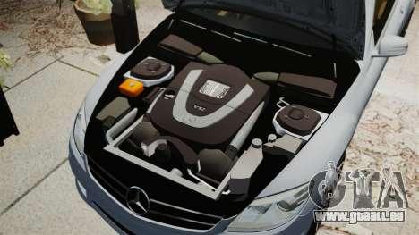 Mercedes-Benz CL65 AMG v1.1 pour GTA 4 est un côté