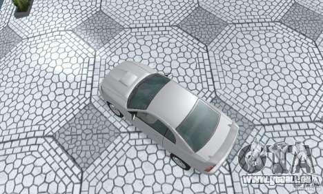 Ford Mustang GT 2003 pour GTA San Andreas sur la vue arrière gauche
