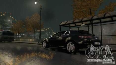 Alfa Romeo Brera Italia Independent 2009 v1.1 pour GTA 4 est un côté