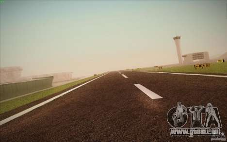 New San Fierro Airport v1.0 für GTA San Andreas neunten Screenshot