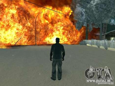 Salut v1 pour GTA San Andreas cinquième écran