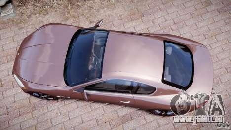 Maserati GranTurismo v1.0 pour GTA 4 est un droit