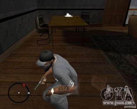 Colt 1911 für GTA San Andreas zweiten Screenshot