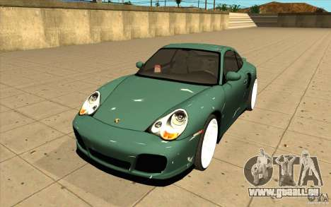 Porsche 911 Turbo für GTA San Andreas