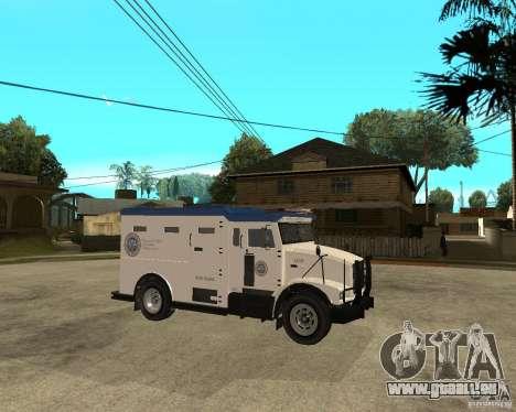 NSTOCKADE von GTA IV für GTA San Andreas rechten Ansicht
