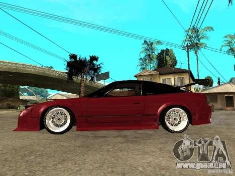 Nissan 240SX Tuned pour GTA San Andreas laissé vue