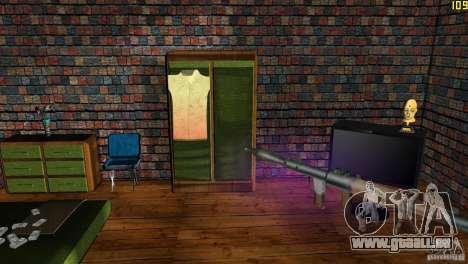 Hôtel Retekstur pour GTA Vice City neuvième écran