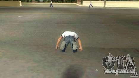 Cleo Parkour for Vice City für GTA Vice City zweiten Screenshot
