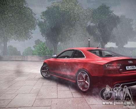 Audi RS5 2010 pour GTA 4 est une gauche