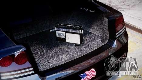 Dodge Charger NYPD Police v1.3 für GTA 4 Seitenansicht