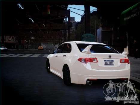 Honda Accord Mugen pour GTA 4 est un droit