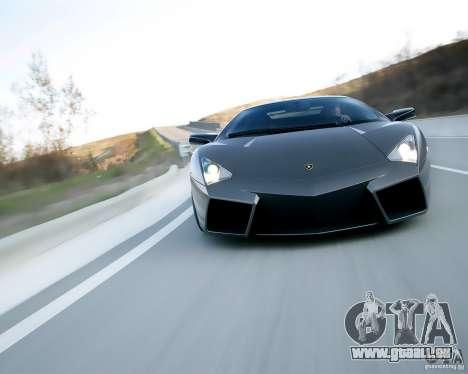 Lamborghini Loadscreens pour GTA San Andreas troisième écran