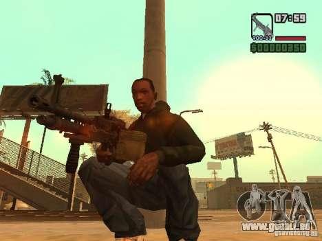 M60 für GTA San Andreas