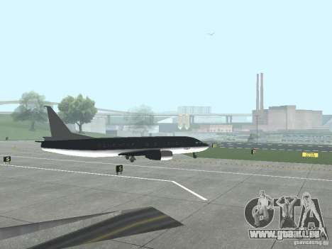 AT-400 auf allen Flughäfen für GTA San Andreas zweiten Screenshot