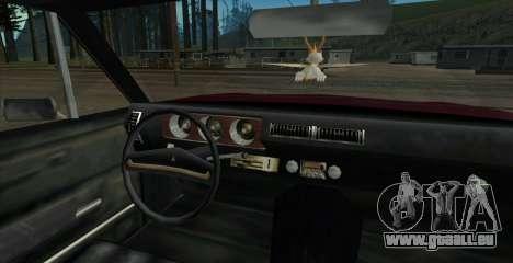 Eon SabreTaur Picador pour GTA San Andreas vue de droite