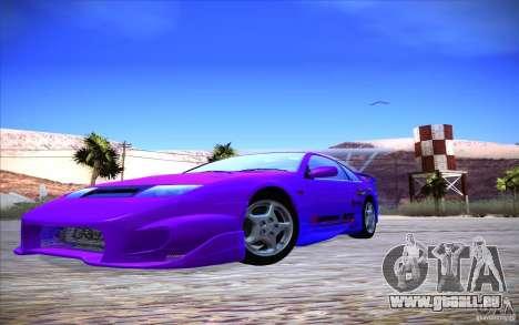 Nissan 300ZX Twin Turbo pour GTA San Andreas vue de droite
