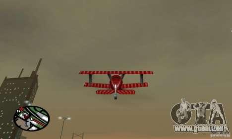 Véhicules RC pour GTA San Andreas quatrième écran