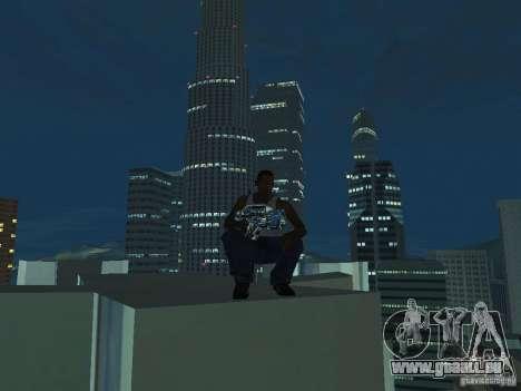 Weapons Pack für GTA San Andreas neunten Screenshot