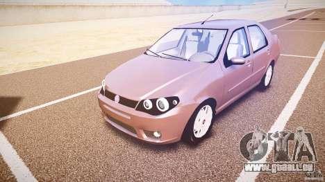 Fiat Albea Sole (Bug Fix) pour GTA 4