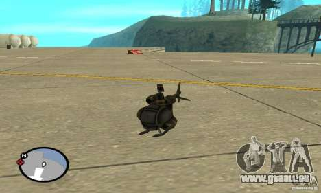 RC Fahrzeuge für GTA San Andreas elften Screenshot