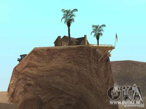 Landhaus für GTA San Andreas zweiten Screenshot