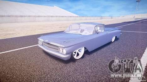 Chevrolet El Camino Custom 1959 pour GTA 4