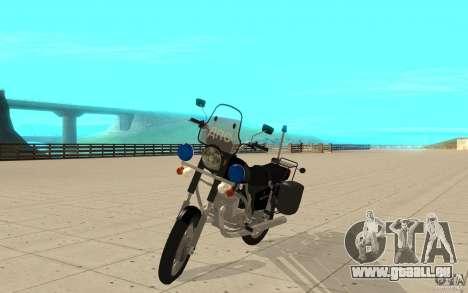 IZ Jupiter 5 DPS pour GTA San Andreas
