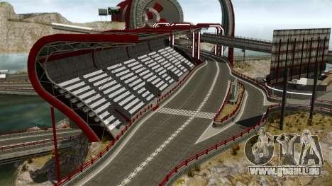 Stunt Speedway Park pour GTA 4 secondes d'écran